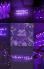 Bonnie's Diary by PurpleBonnieBunnie