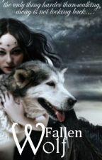 Fallen Wolf by lyfsawsum