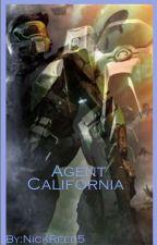 Agent California: Retribution by emarsh1999