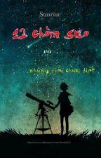 12 chòm sao và những điều chưa biết. by -_Sunrise_-