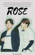 rose ☪ jiKook  by jungkuke-