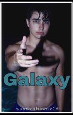 Galaxy // A Colby Brock au by zaynxshawnx1d
