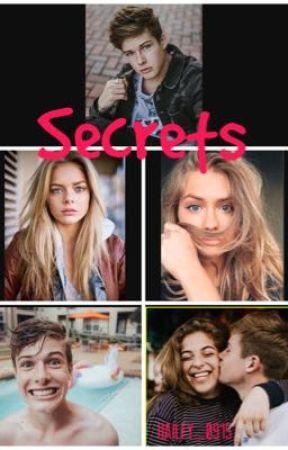 Secrets  by Hailey_0915