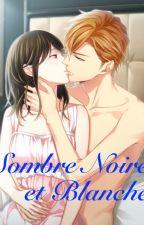 Sombre Noire et Blanche by JesseniaArguetaCarbo