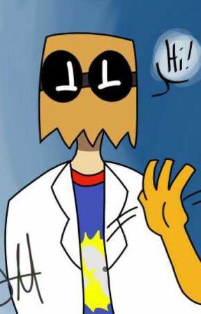 Ask Dr. Flug Slys by Official-DrFlug