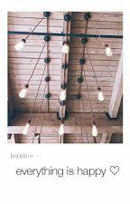 Bobbin | Everyday is happy by --hyn--