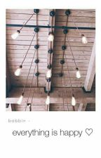bobbin | everyday is happy by rest_cloud