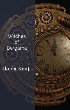 Witches of Bergama by Ikeda_Kouji