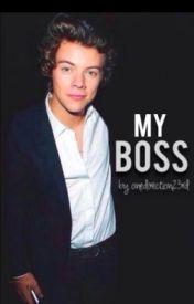 My Boss (A Larry Stylinson Fan Fiction) by onedirection23rd