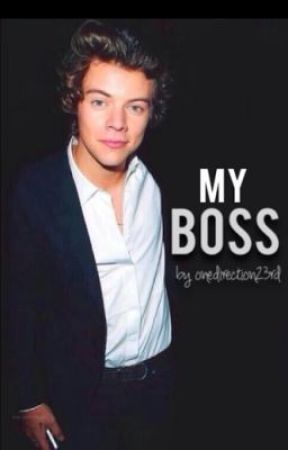 My Boss (A Larry Stylinson Fan Fiction) by onedirection23rd