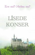 LİSEDE KONSER by gamzelim034