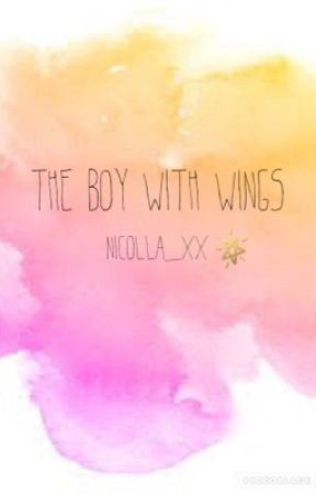 The boy with wings by nicolla_xx