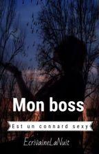 Mon boss est un connard sexy [Liam Payne] by Camadra100513