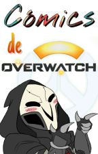 Cómics de Overwatch. (Traducciones.) by Shimada-mada