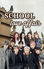 School Love Affair by sarangpeachh