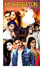 MOHABBATEIN {once again} by irosesgomez
