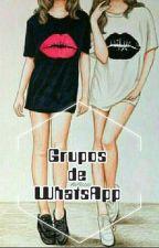 ♡Grupos de WhatsApp♡ by Your_Little_Sunshine