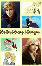 It's Hard to say I Love you. *A KOTLC Fanfiction* by Elover05