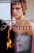 Fire Starter [Book 2, BoyxBoy] by destinyswolf