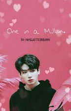 One in a Million by manggaetteokbunny