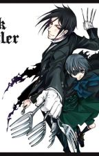 Black Butler x Reader Collection by K-chann