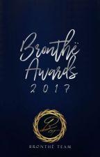 Bronthë Awards 2017. [CERRADO] by TeamBronthe