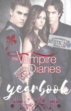 THE VAMPIRE DIARIES YEARBOOK by heroicstefan