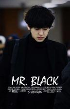 Mr. Black「 chanyeol 」 by mischievouseki