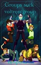 Groups suck-voltron group chat by tipsyturtles