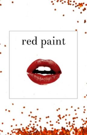 Red Paint by VintageQueens