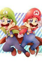 Yours always and forever (Luigi x Mario) by LuigiLove101
