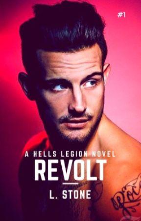 REVOLT: A Hells Legion Novel  by Elizabeth-Stone