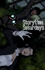 STORYTIME SATURDAYS by yjappreciation