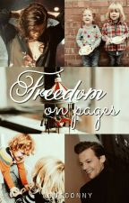 Freedom on pages by louisexpecto