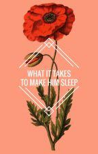 what it takes to make him sleep | yoonmin by 0satsuki