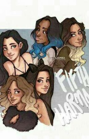 Fifth harmony group chat by adriannagreaves