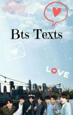 BTS texts by leelly847