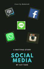 [1] Social Media × IDR ✔ by maulidaza
