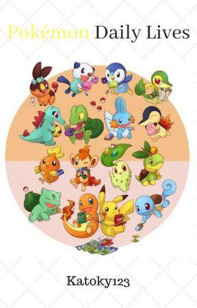 Pokémon Daily Lives - Pokémon Daily Lives Episode 1