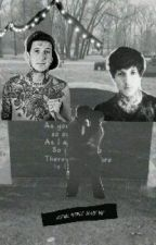 No love. No light. An Oliver Sykes/Austin Carlile Fanficton. by thosebandjunkies
