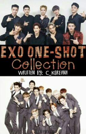 Exo One-Shot Collection by C_koreana