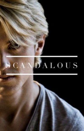 Scandalous ➵ D.M. by imapygmypuff