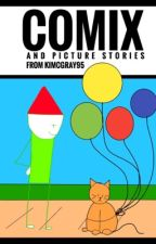 Comix and Picture Stories by kimcgray95