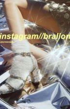instagram//brallon by z0mbiechild