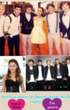 Put your hearts up (Ariana Grande and One direction FanFic) by onedirections_girll