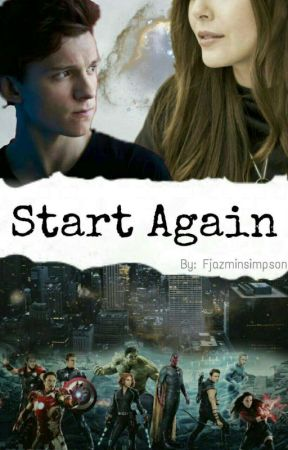 Start Again (SpiderMan/Tom Holland) by FJazminSimpson