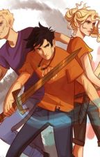 Percy Jackson, the Son of Kronos by percyashthalia