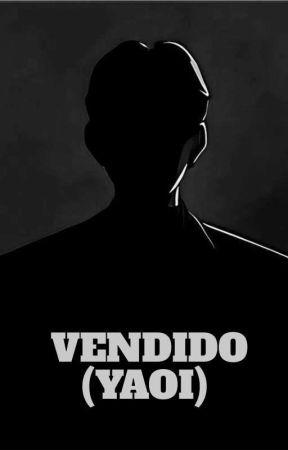 VENDIDO (YAOI) by fufilona8