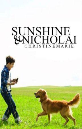 Sunshine and Nicholai by tilmorning