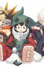 Boku no hero academia scenarios by Aria397